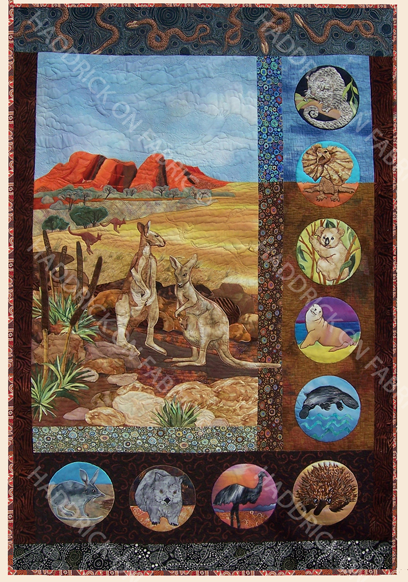 ANIMALS AT THE OLGAS