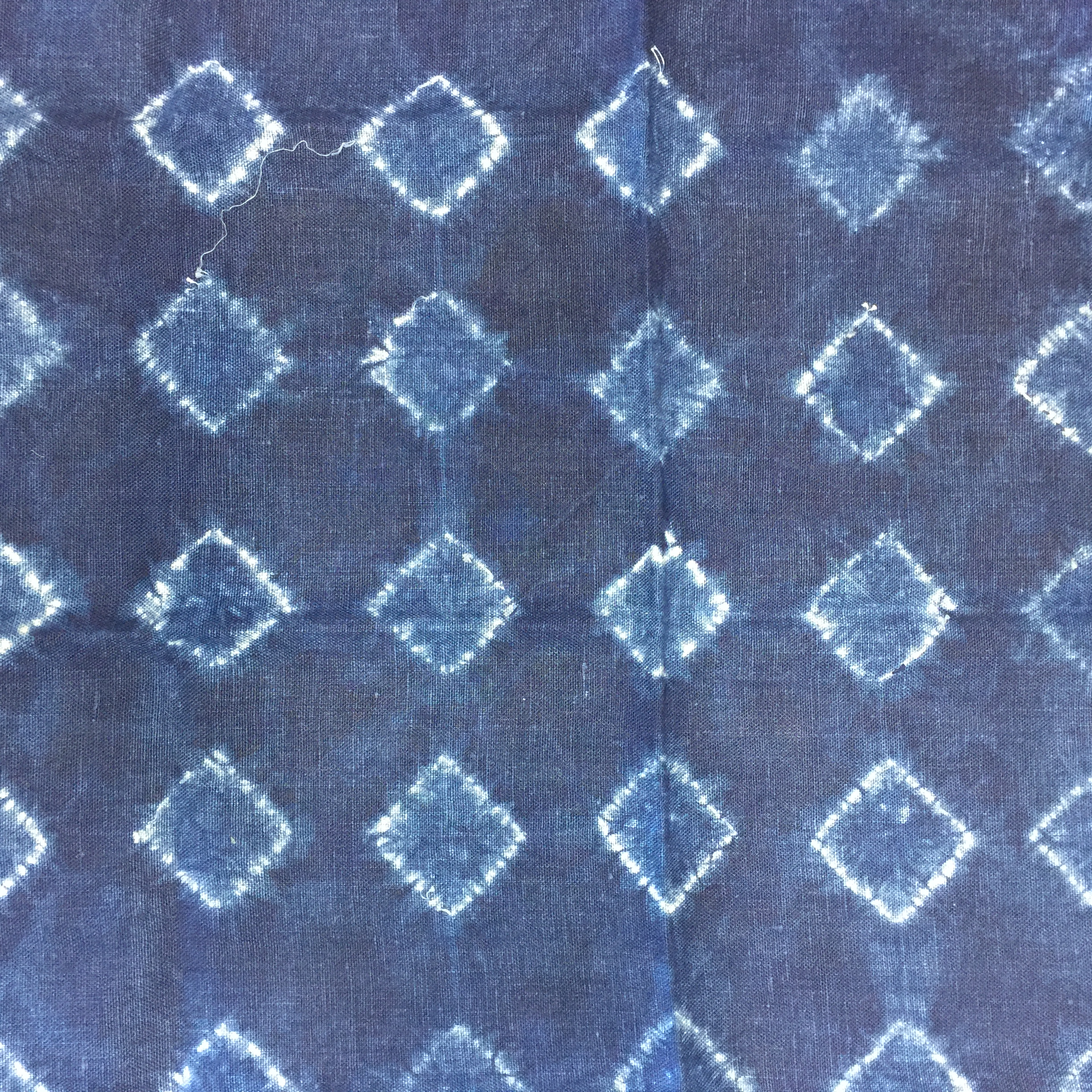INDIGO FABRIC  DYEING