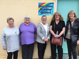 Rainbow Quilters